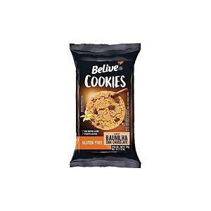 Cookies Belive Baunilha Com Chocolate Zero Lactose 34g