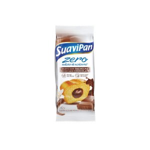 Bolinho Suavipan Light Baunilha com Chocolate 40g