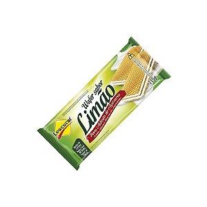 Biscoito Lowçucar Wafer Zero Açúcar Limão 115g
