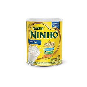 Leite Em Pó Nestlé Ninho Integral Forti+ 400g