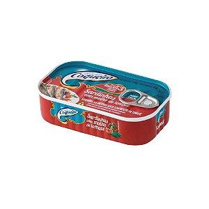 Sardinha Coqueiro Com Molho de Tomate 125g