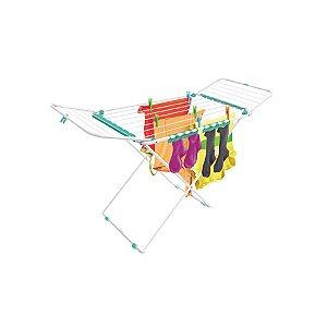 Varal de Chão Secalux Bari 85x1,25x56cm