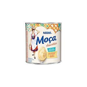 Moça Doceria Nestlé Brigadeiro Branco 395g