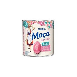 Moça Doceria Nestlé Brigadeiro de Morango 395g