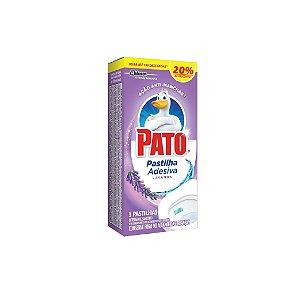 Pastilha Adesiva Pato Lavanda Com 3 Unidades 20% de Desconto