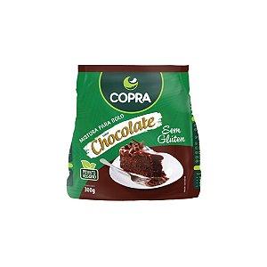 Mistura Para Bolo Copra Chocolate 300g