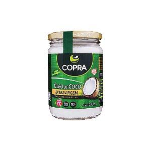 Óleo de Coco Copra Extra Virgem 500ml