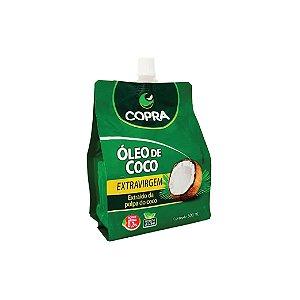 Óleo de Coco Copra Extra Virgem Pouch 500ml