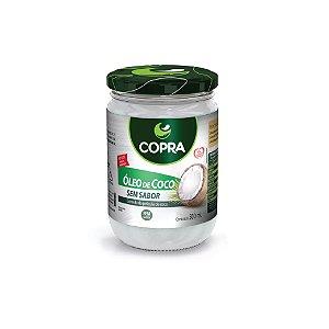 Óleo de Coco Copra Sem Sabor 500ml