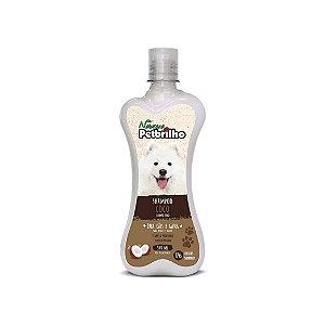Shampoo Para Cães e Gatos Petbrilho Côco 500ml