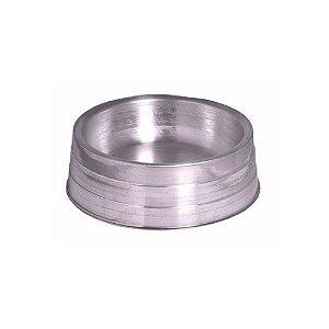 Comedouro de Alumínio Para Cães Agro Roger Grande