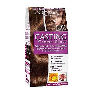 Coloração Casting Creme Gloss 610 Beijinho