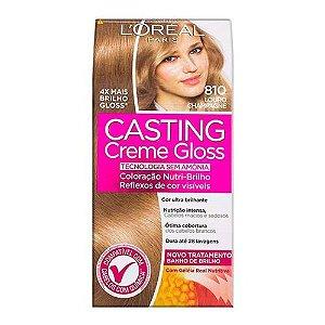 Coloração Casting Creme Gloss 810 Louro Pérola