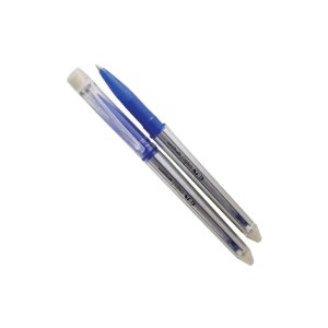Caneta Gel 0.7 Uni-Ball Signo TSI Apagável Azul