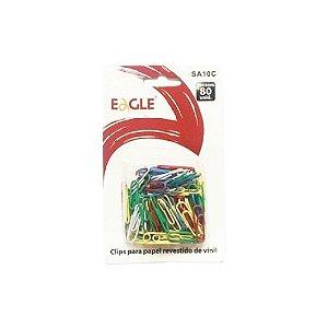 Clips Cis Para Papel Colorido C/80