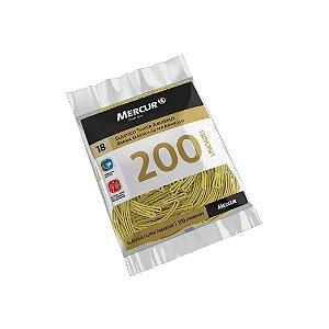 Elástico Mercur Super Amarelo N. 18 C/200 Unid.