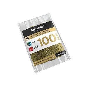 Elástico Mercur Super Amarelo N. 18 C/100 Unid.