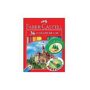 Lápis de Cor Faber Castell C/36 Cores