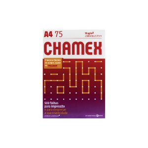 Papel Chamex A4 210X297mm 500fls Office