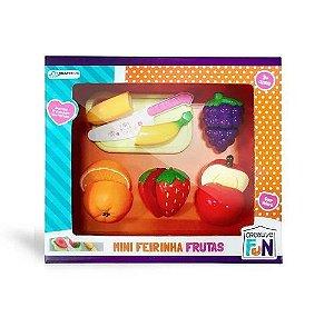 Mini Feirinha Frutas Multikids +3 Anos