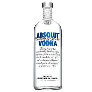 Vodka Absolut 1L