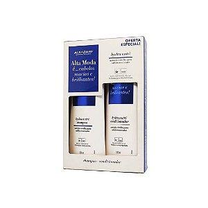 Kit Shampoo e Condicionador Alta Moda Hydra Nutri 300ml