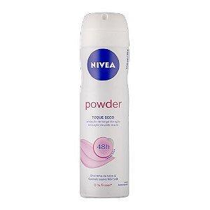 Desodorante Aerosol Nivea Powder 150ml
