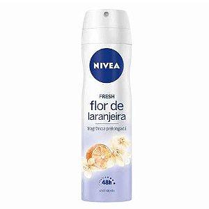 Desodorante Aerosol Nivea Fresh Flor de Laranjeira 150ml