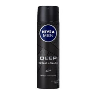 Desodorante Aerosol Nivea Men Deep Original 150ml