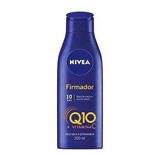 Loção Hidratante Nivea Firmador Q10 Vitamina C 200ml