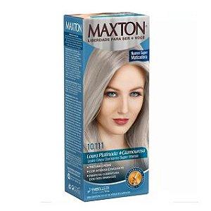 Tintura Maxton 10.111 Louro Cinza Claríssimo