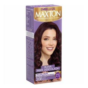 Tintura Maxton 3.66 Acaju Púrpura