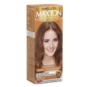 Tintura Maxton 7.7 Marrom Cintilante