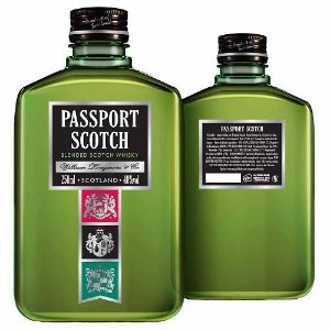 Whisky Passport Scotch 250ml