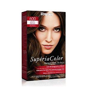 Coloração Amend 600 Supéria Color Louro Escuro