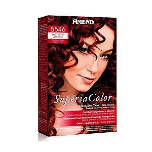 Coloração Amend 5546 Supéria Vermelho Amora