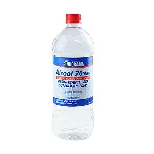 Álcool Pindorama 70º 1L