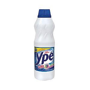 Água sanitária Ypê Cloro Ativo 1L