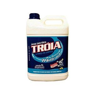 Água Sanitária Tróia 5L