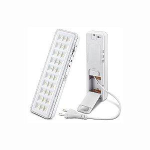 Luminária de Emergência  c/30 LEDs Force Line 587