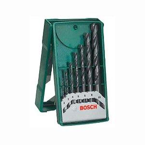 Kit de Brocas Bosch 7 Peças