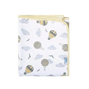 Cobertor Antialérgico Baby Joy 90 x 1,10cm Balão