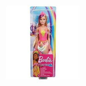 Boneca Barbie Dreamtopia Mattel