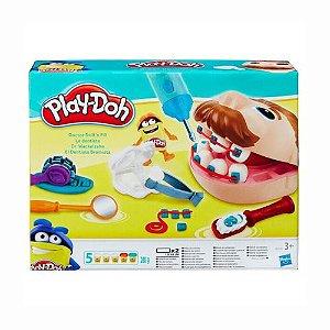 Conjunto Play-Doh Dentista Hasbro