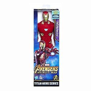 Boneco Homem de Ferro Marvel Hasbro