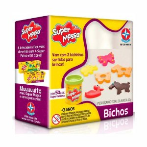 Super Massa Bichos Estrela 1001301400114