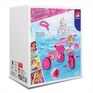 Triciclo de Passeio Princesas Bandeirante 2193