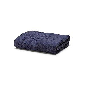 Toalha de Rosto Artex Le Bain 48x80cm Azul Marinho