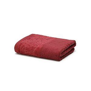 Toalha de Rosto Artex Le Bain 48x80cm Vermelho