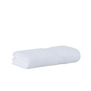 Toalha de Banho Buddemeyer 70x140cm Fio Penteado Canelado Branco